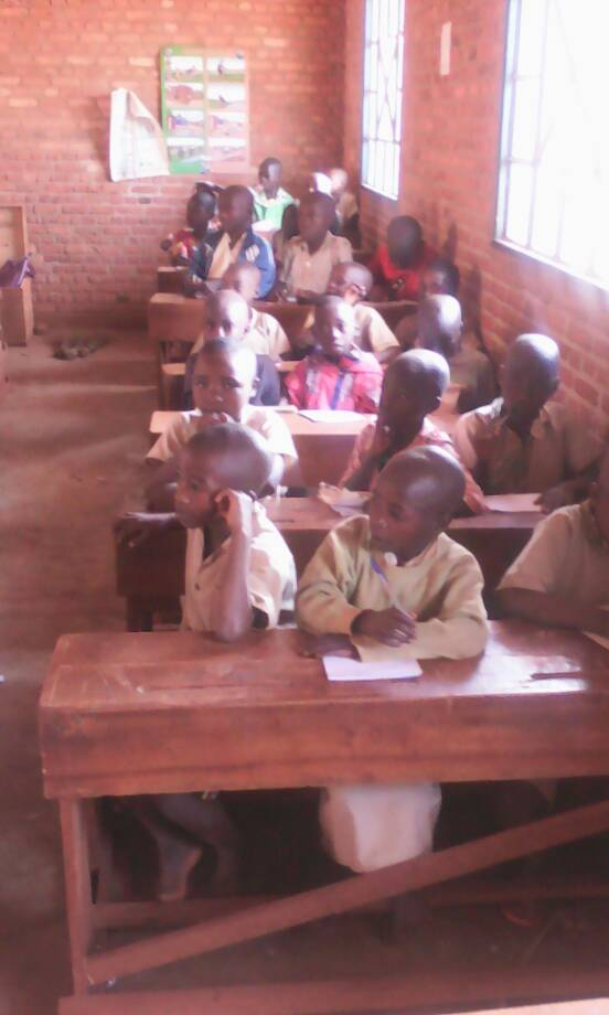 WE ARE HELPING BURUNDIAN CHILDREN TO GO BACK TO SCHOOL