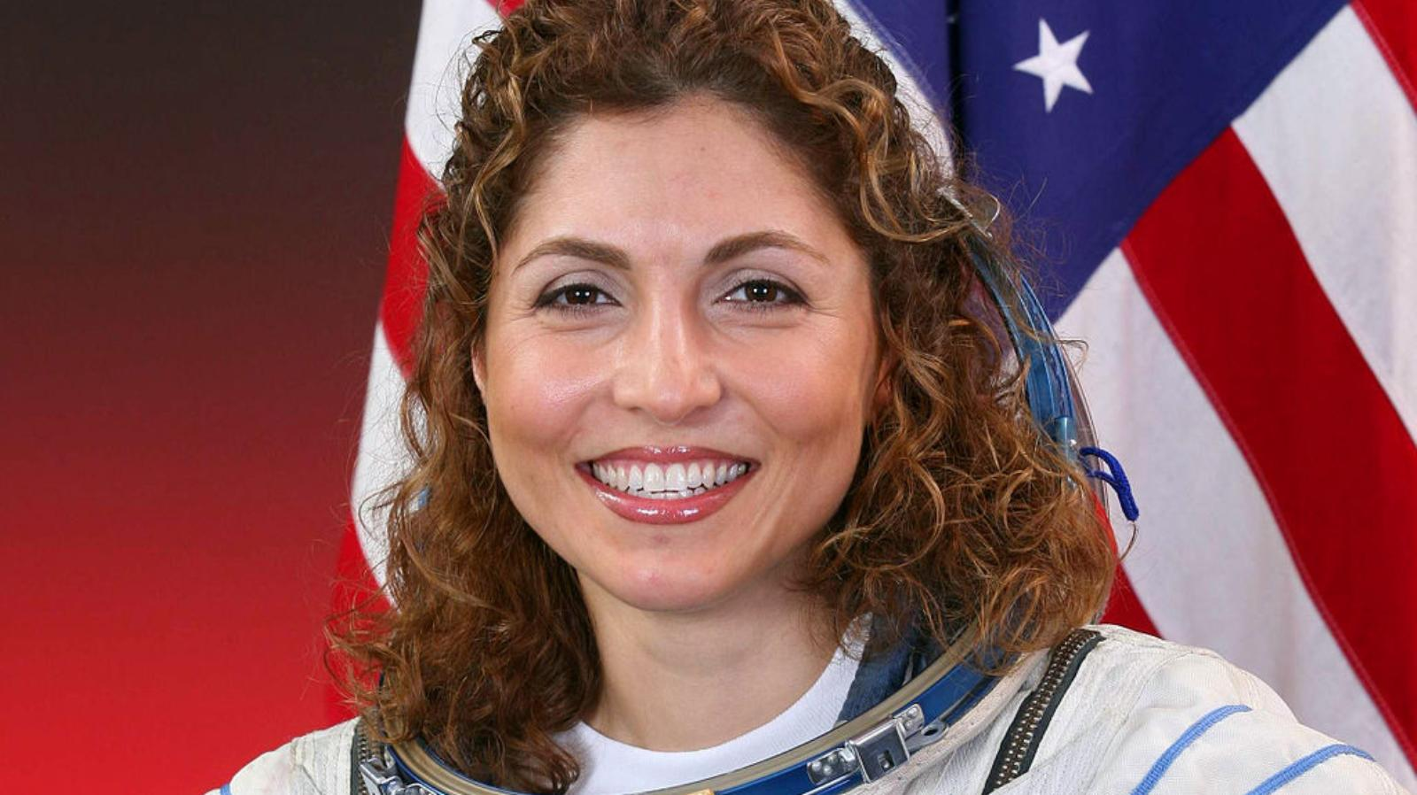 Anousheh Ansari Headshot - courtesy of NASA