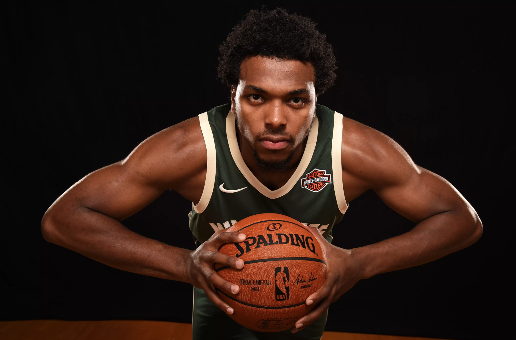 Sterling Brown Milwaukee Bucks NBA rookie