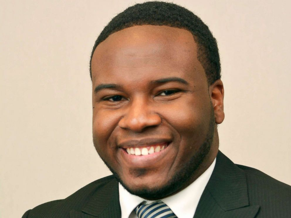 Botham Jean is seen Feb. 27, 2014. PHOTO CREDIT: Jeff Montgomery/Harding University/AP