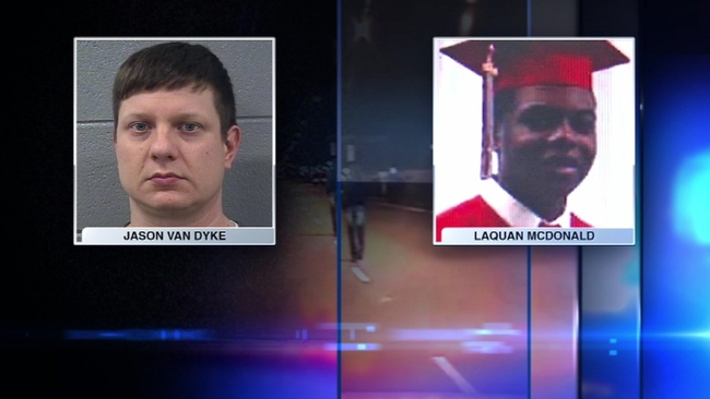 Laquan McDonald murdered by police