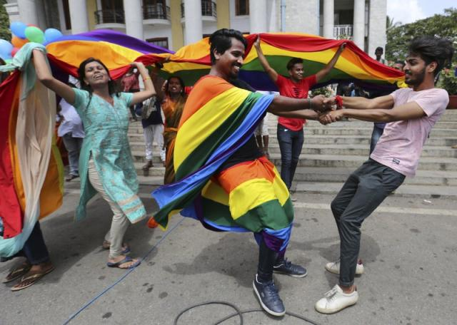 Victory for gay rights in India