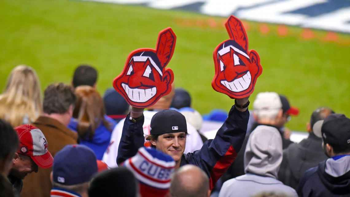 online retailer a756b ae566 Victory for Native Americans: Cleveland Indians to remove ...
