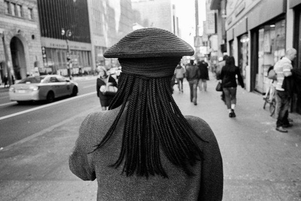 Natural hair in NYC