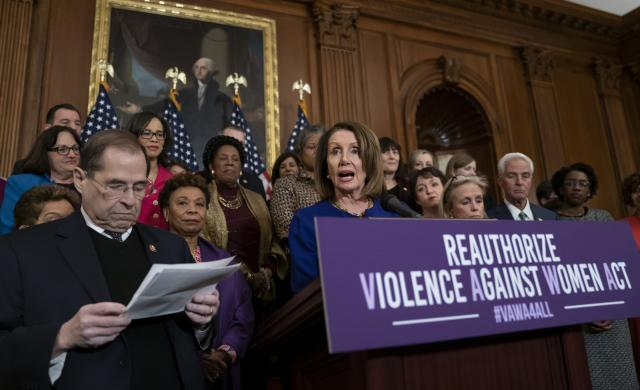 Violence against Women Act - #VAWA4ALL