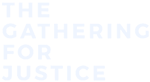 Gathering for Justice Logo