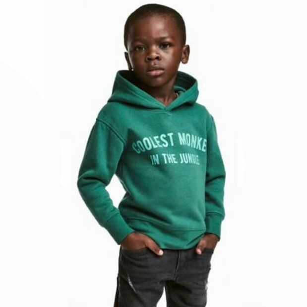 Racially insensitive image from H&M