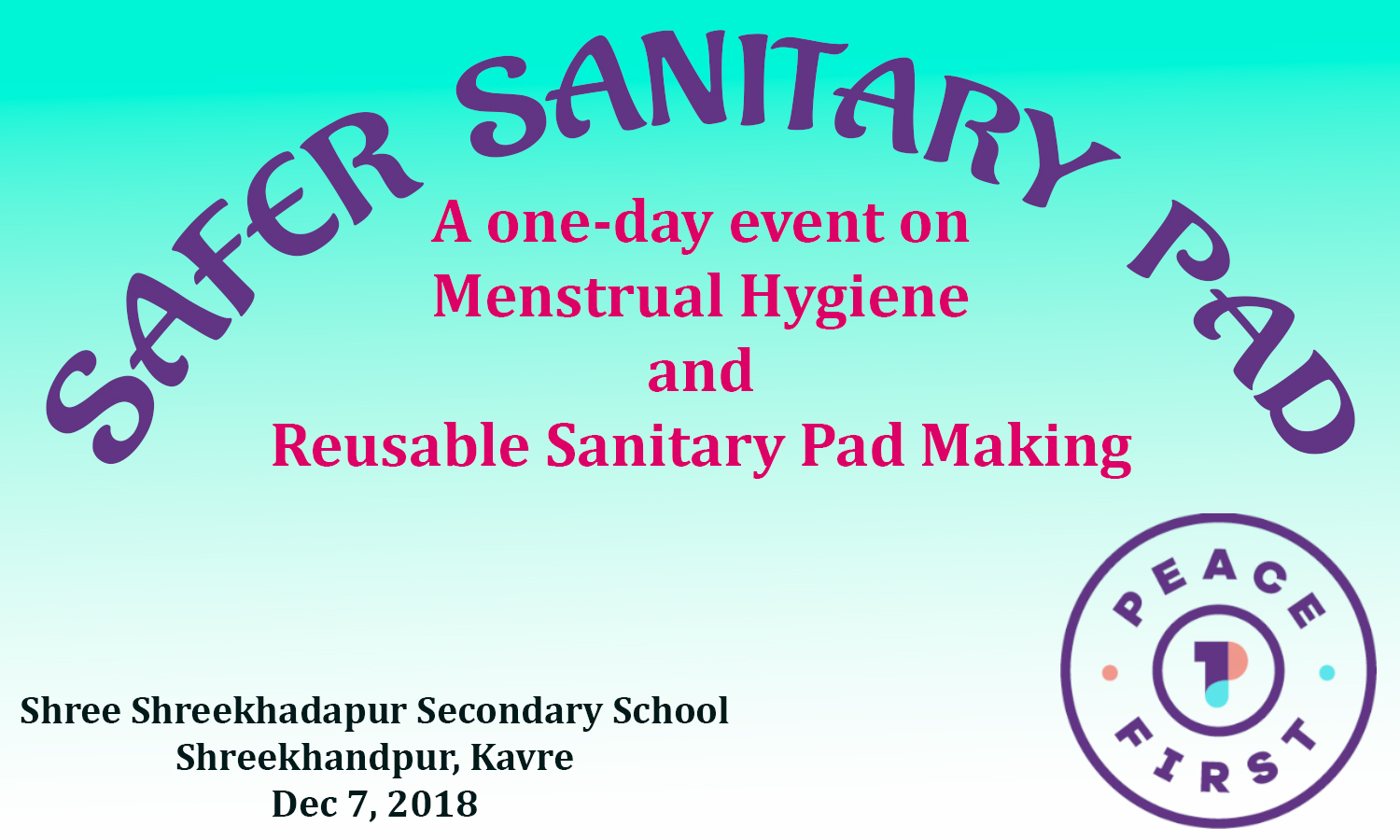1df16cbdb What is the injustice we are solving  Most of the young girl in the  community don t have proper knowledge about the Menstrual Hygiene.