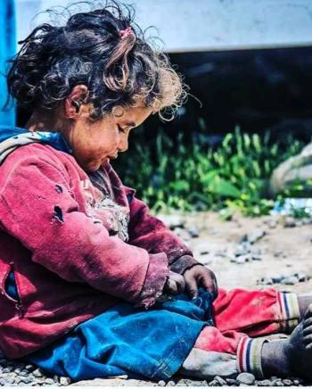 A message to humanity ... Imagine yourself as a hope maker for a homeless child in the street whose greatest dreams are a warm a